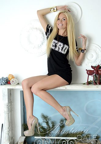 Ukrainian Glamour Model Kristina From Odessa 24 Yo Hair